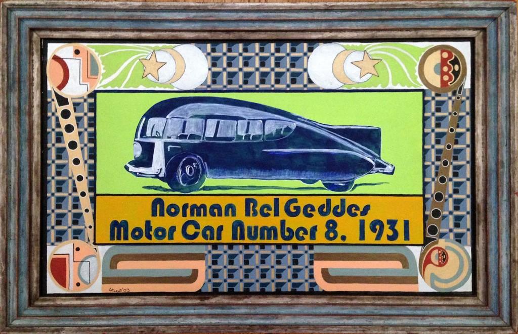 Motor-Car-#8-12x20